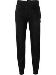 Diesel Black Gold Tapered Trousers
