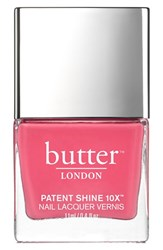 Butter London 'Patent Shine 10X' Nail Lacquer Flusher Blusher