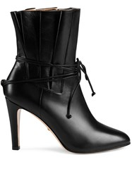 Gucci Gathered Upper Ankle Boots 60