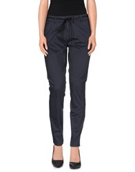 Only Trousers Casual Trousers Women Slate Blue