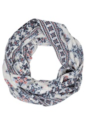 S.Oliver Snood Blue White