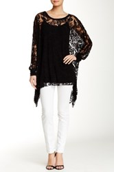 Luma Long Sleeve Blouse Black