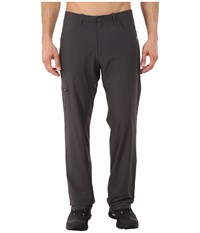 Mountain Hardwear Yumalino Pant Shark Men's Clothing Gray