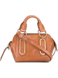 See By Chloe Small 'Paige' Tote Brown