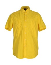 Murphy And Nye Shirts Shirts Men Yellow