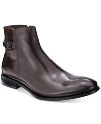 Kenneth Cole New York Men's T Will Seeker Boots Men's Shoes Brown