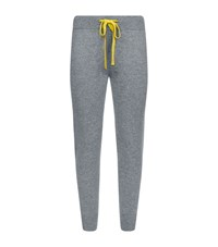 Chinti And Parker Contrast Pocket Cashmere Sweatpants Female Multi