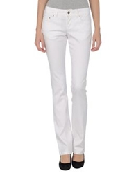 John Richmond Denim Pants White