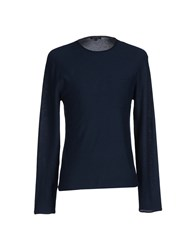 Surface To Air Knitwear Jumpers Men Dark Blue