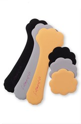 Foot Petals Women's 'Tip Toes Killer Kushionz' Combo Pack