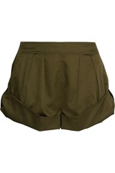 Eres Magic Victory Cotton Shorts Army Green