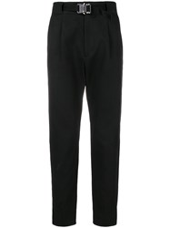 Alyx Adjustable Belt Trousers Black