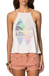 O'neill Women's Haze Graphic Tank