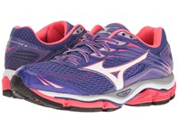 Mizuno Wave Enigma 6 Liberty White Diva Pink Women's Running Shoes Blue