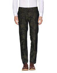 Gabriele Pasini Casual Pants Military Green