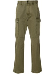 Zadig And Voltaire Cargo Trousers Green
