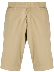 Fay Relaxed Fit Chino Shorts 60