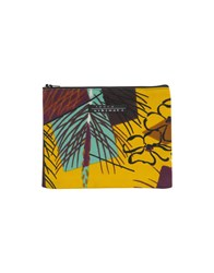 Laura Urbinati Pouches Yellow