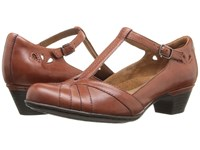 Rockport Cobb Hill Angelina Spice Women's Maryjane Shoes Red