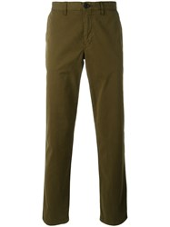 Paul Smith Ps By Classic Chinos Green