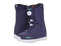 Thirtytwo Lashed Boa '17 Purple Women's Cold Weather Boots