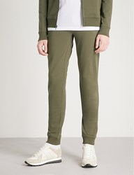 Michael Kors Classic Cotton Jersey Jogging Bottoms Fatigue