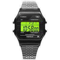 Timex Archive 80 Digital Watch Black