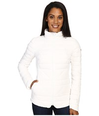 The North Face Lucia Hybrid Down Jacket Tnf White 1 Women's Coat