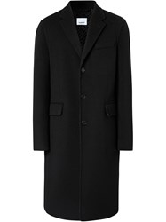 Burberry Single Breasted Coat 60