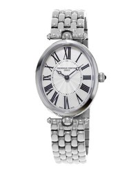 Frederique Constant Ladies' Classics Art Deco Stainless Watch