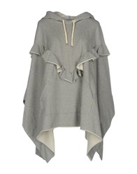 Ottod'ame Capes And Ponchos Grey