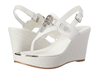 Guess Marcina White Synthetic Women's Wedge Shoes
