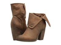 Sbicca Chord Tan Women's Pull On Boots