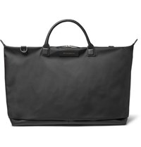 Want Les Essentiels Hartsfield Nylon Tote Bg Black