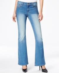 Nydj Petite Relaxed Fit Flare Jeans Upper Falls