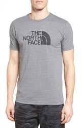 The North Face Men's Half Dome Graphic T Shirt Tnf Medium Grey Heather