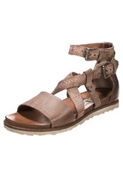 Mjus Title Sandals Perla Cotto Nude