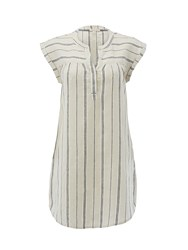 White Stuff Latitude Stripe Tunic Multi Coloured Multi Coloured