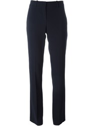 Theory Slim Fit Trousers Blue