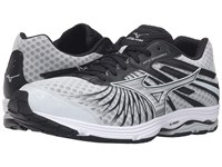 Mizuno Wave Sayonara 4 Quiet Shade Black Silver Men's Running Shoes White