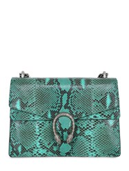 Gucci Medium Dionysus Python Shoulder Bag