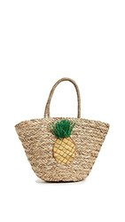 Hat Attack Whimsical Tote Pineapple