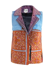 Thu Thu Embroidered Gilet