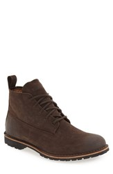 Blackstone Men's 'Km07' Plain Toe Boot Brown