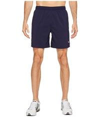 Puma Core Run 7 Shorts Peacoat Men's Shorts Blue