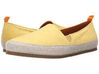 Mulo Cotton Espadrille Lemon Men's Shoes Yellow