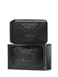 Baxter Of California 198Gr Deep Cleansing Bar Charcoal Clay Transparent