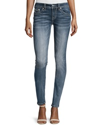 Miss Me Faded Skinny Jeans Med 221
