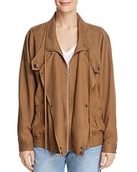 C Meo Collective Get Right Jacket Taupe