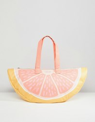 Ban.Do Grapefruit Cooler Bag Multi